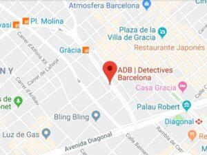 Detectives Privados Barcelona - Adb Detectives . Dirección: Vía Augusta nº 35 despacho 7 08006 Barcelona, ciudad 95X3+3G Barcelona